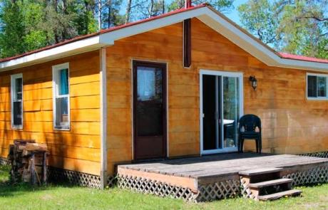 Cabins Private Deck
